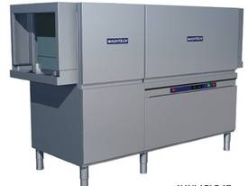 Washtech CD150 - 3 Stage Conveyor Dishwasher - 500mm Rack - picture0' - Click to enlarge