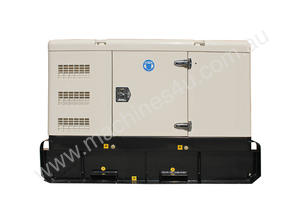 Kubota 15kVA Prime Power Silenced Generator Pack