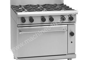 Waldorf 800 Series RN8610G - 900mm Gas Range Static Oven