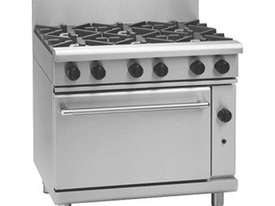 Waldorf 800 Series RN8610G - 900mm Gas Range Static Oven - picture1' - Click to enlarge