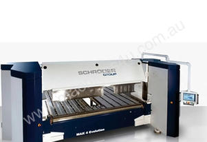 MAK4 EVOLUTIONI FOLDING MACHINE