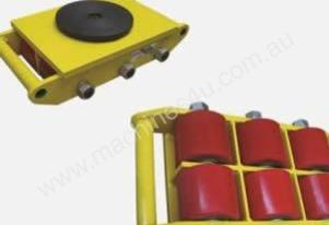 6 Tonne Load Skate with Rubber Surface