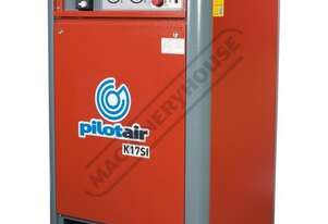 K17SI/1.65 Silenced Pilot Air Compressor 1.65kW / 2.25hp 240 Volt