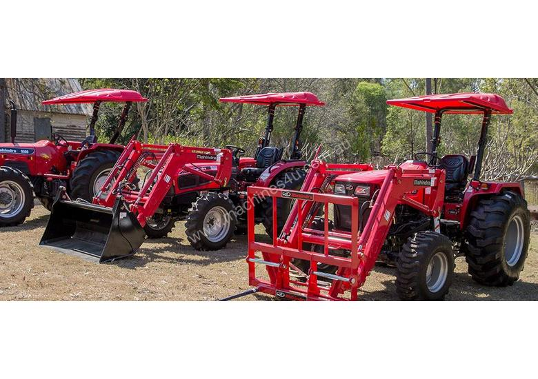 New 2017 Mahindra 4025 2wd Tractors 0 79hp In Listed