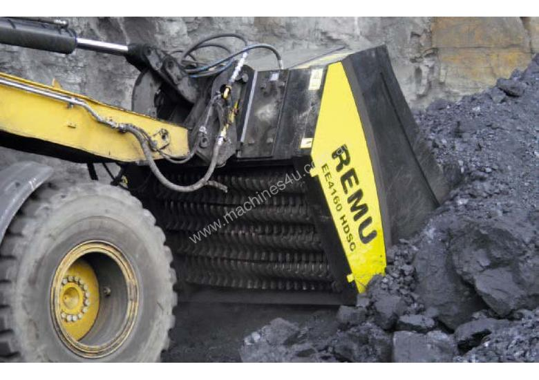 REMU EP 4150 LOADER SCREENING BUCKET (5T)
