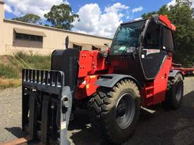 Manitou MHT 10120 low hours for sale!