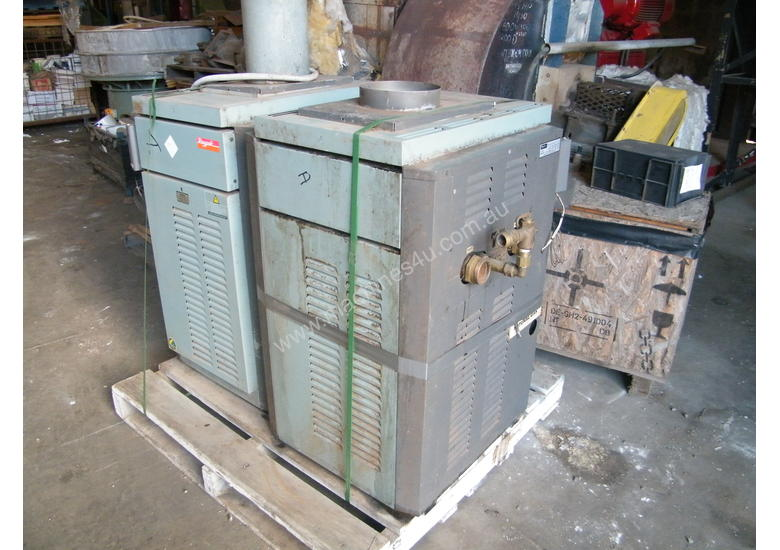 Used Raytherm hot water boiler Gas Boiler in Wingfield South, SA ...
