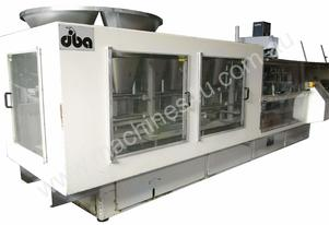 Vertical/Top Loading Automatic 12 station Cartoner