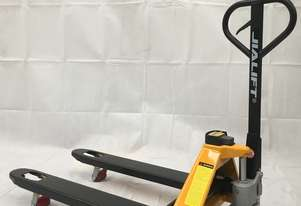 2t Capacity Hand Pallet Truck With Scales