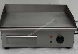 Electric Griddle Grill Hot Plate Stainless Steel