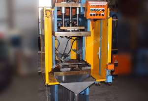 10 Tonne Hydraulic Press transfer molding  mouldin