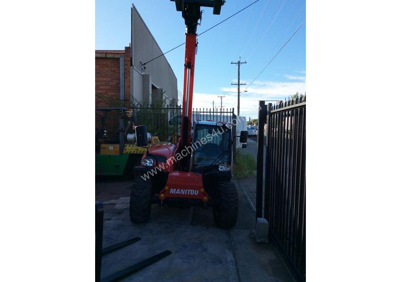 Telehandlers For Hire Starting $550 Merlo Manitou