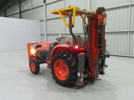 Kubota L3540D FWA Tractor - picture2' - Click to enlarge