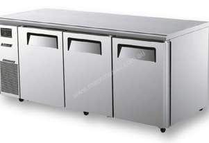 Turboair 3 Door Under Counter Fridge