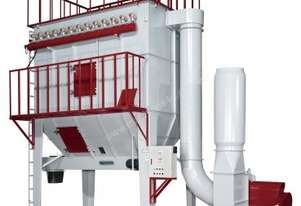 JET PULSE DUST COLLECTOR (MODEL JP-42)