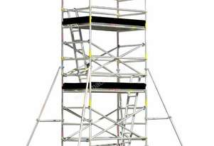 Mobile Scaffold Towers - Aluminium