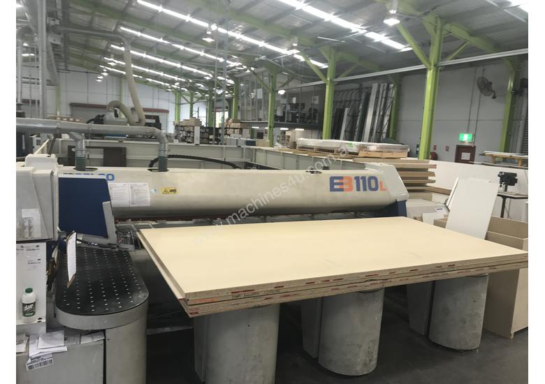 Used 1999 Selco Eb110l Beam Saw Over 39m In Somersby Nsw Price 4000