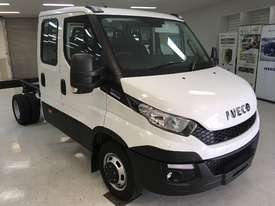 Iveco Daily 4x2 50C17 Dual Cab Chassis Auto - picture0' - Click to enlarge