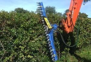 Slanetrac HC180 Hedge Cutter with Hitch