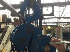 Chain Hoist 10 Ton x 3 meter drop lifting Block and Tackle Nobles Rigmate - picture3' - Click to enlarge