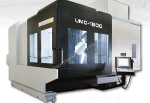 Eumach UMC-1600 Universal 5 axis Milling or Milling & Turning Centres