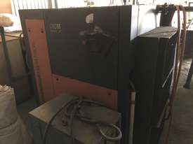 Champion Screw Compressor - picture0' - Click to enlarge