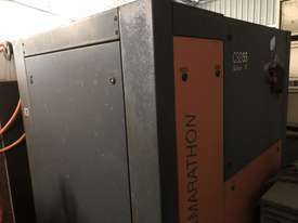 Champion Screw Compressor - picture2' - Click to enlarge