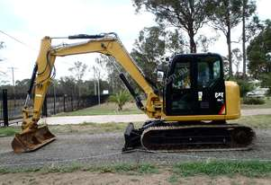 Caterpillar 308E2CR Tracked-Excav Excavator