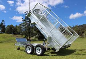 Ozzi 2018   10x6 Tipper Trailer