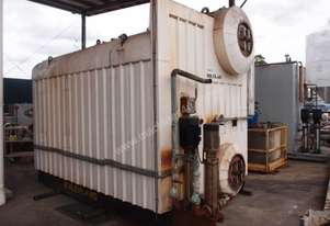 Steam Boiler, John Thompson, SD-15, 1,500kw