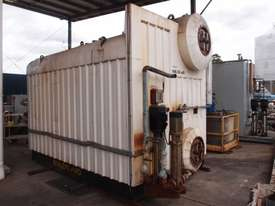 Steam Boiler, John Thompson, SD-15, 1,500kw - picture0' - Click to enlarge