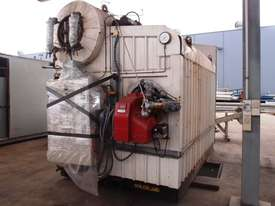 Steam Boiler, John Thompson, SD-15, 1,500kw - picture1' - Click to enlarge