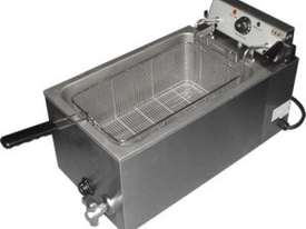 F.E.D EF-25S Single Auto Lift Electric Fryer - picture0' - Click to enlarge