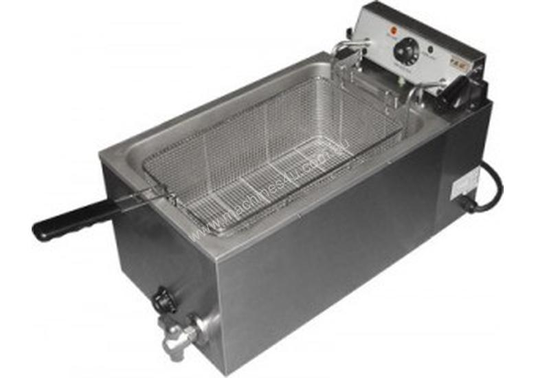 F.E.D EF-25S Single Auto Lift Electric Fryer