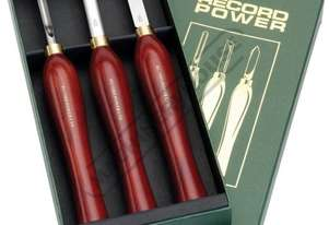 RPCHSP3 HSS Pen Turning Tools - 3 Piece Set