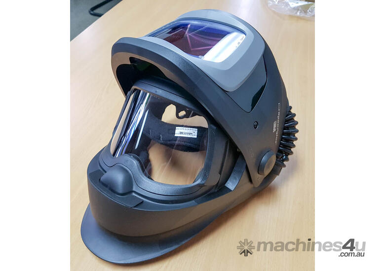 3M� Speedglas� Flip-Up Welding Helmet 9100 FX Air with Adflo PAPR