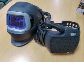 3M� Speedglas� Flip-Up Welding Helmet 9100 FX Air with Adflo PAPR - picture13' - Click to enlarge