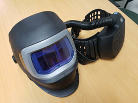 3M� Speedglas� Flip-Up Welding Helmet 9100 FX Air with Adflo PAPR - picture14' - Click to enlarge