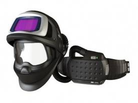 3M� Speedglas� Flip-Up Welding Helmet 9100 FX Air with Adflo PAPR - picture0' - Click to enlarge