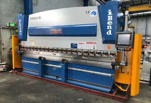 4000mm x 210Ton ibend CNC & Laser Guards