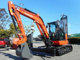 KUBOTA U57 KX57 Excavator 5.5 Ton Brand new MACHEXC  - picture0' - Click to enlarge