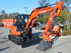 KUBOTA U57 KX57 Excavator 5.5 Ton Brand new MACHEXC  - picture2' - Click to enlarge