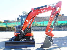 KUBOTA U57 KX57 Excavator 5.5 Ton Brand new MACHEXC  - picture4' - Click to enlarge
