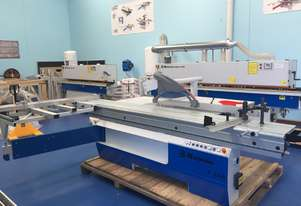 Heavy Duty Panel saw NikMann S350 made in Europe