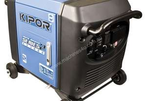 3kVA Kipor Inverter Generator - Electric/Recoil Start (GS3000)