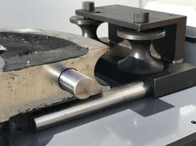 BIG DOG - 102mm Tube & Pipe Bender - Hydraulic Clamp & Release - picture3' - Click to enlarge