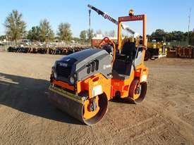 Hamm HD12VV Twin Drum Roller - picture0' - Click to enlarge