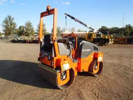 Hamm HD12VV Twin Drum Roller - picture1' - Click to enlarge