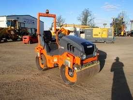 Hamm HD12VV Twin Drum Roller - picture2' - Click to enlarge