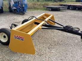 MK MARTIN LLT-12 TRAILING LAND LEVELER (12' CUT) - picture0' - Click to enlarge
